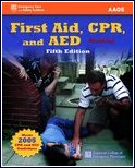 Standard First Aid AAOS 5th edition